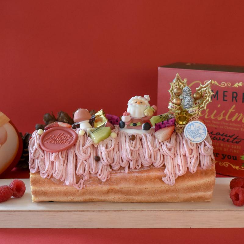 Decoration Biscuit Noel.Telechoice Redemption Noel Du Framboise 30cm